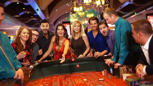 Gambling Party Games
