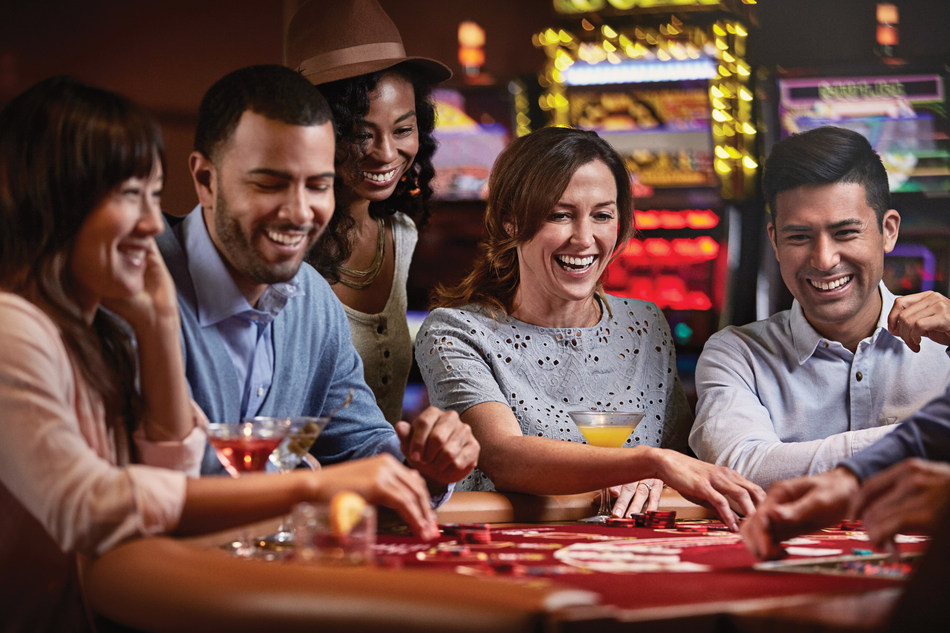 Gambling With Family